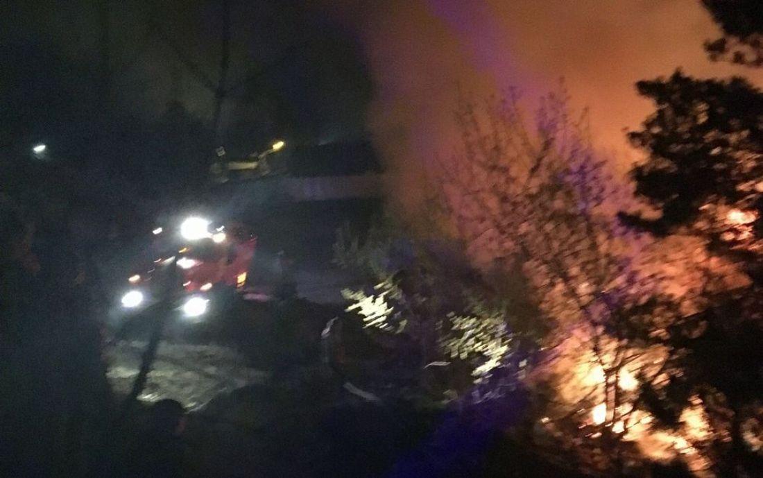 «Разорвало красиво». Названа причина большого пожара в Кузнецке Пензенской области
