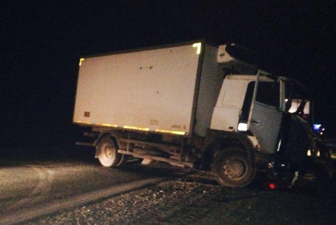 На трассе «Урал» в Пензенской области произошла крупная авария с пострадавшими