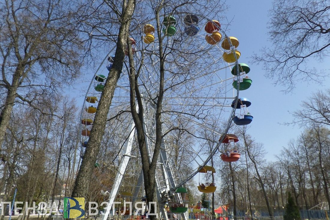 Пензенцев приглашают в парк Белинского на праздничные мероприятия по случаю 9 Мая