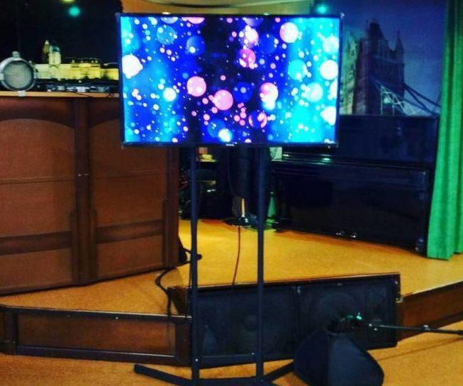 Аренда плазм, панелей и телевизоров