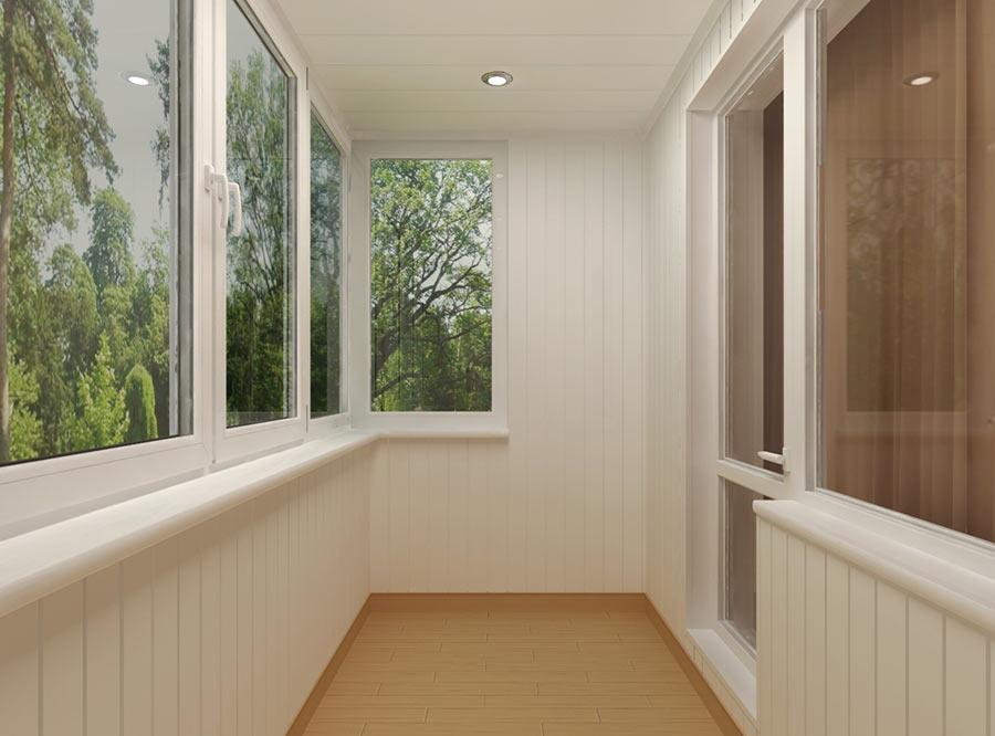 Пластиковые окна и балкон под ключ от Стандарт Вікна